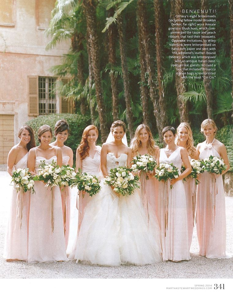 The AMSALE Bridesmaid Collection | Brooke Keegan Special Events